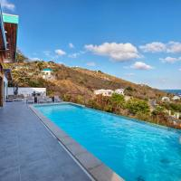 Luxury St. Croix Home w/ Oceanfront Pool & Views!