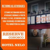 Hotel Nelo, отель в городе Жарагуа-ду-Сул