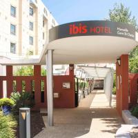 ibis Marseille Centre Gare Saint Charles, hôtel à Marseille