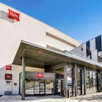 ibis Paris Coeur d'Orly Airport, hotel near Paris - Orly Airport - ORY, Orly