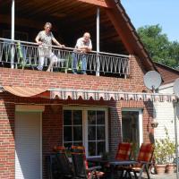 Ferienwohnung An der Eichenallee, 35200, hotel in Hesel