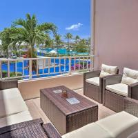 Tropical St Thomas Resort Getaway with Pool Access!, hotel in St Thomas