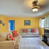 St Croix Home with Caribbean Views - 1 Mile to Beach