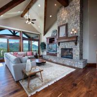 Incredible 7 Bedroom Mountain-Top Eden, Utah Vacation Home
