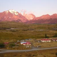 Goiien House, hotel en Torres del Paine
