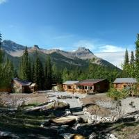HI Rampart Creek Hostel, hotel em Saskatchewan River Crossing