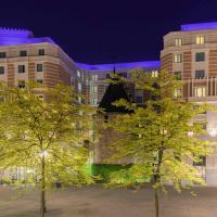 Novotel Brussels City Centre, hotel i Bruxelles