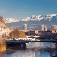 ibis Grenoble Gare, hôtel à Grenoble