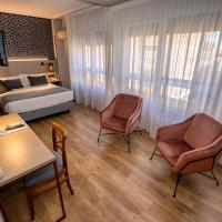 Hotel Castilla Vieja, hotel en Palencia