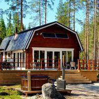 ForRest unikt designat hus mitt i skogen