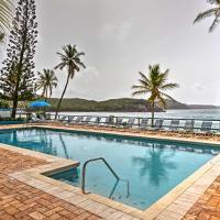 Bolongo Bay Oceanfront Condo with Community Pool!