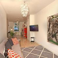 stylisch city apartment in Zwickau, hotel in Zwickau