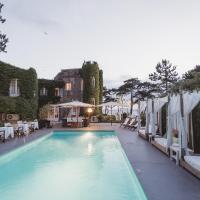 Domaine Saint Clair - Le Donjon, hotel in Étretat