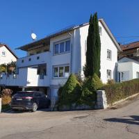 Haus Müller - Ferienwohnung, Hotel in Bad Ditzenbach