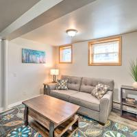 Updated Bozeman Apartment, Blocks from Downtown!