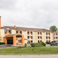 Days Inn by Wyndham Flint/Bishop International Airport, hotel in Flint