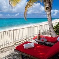 BLBH - 3 Bedroom beachfront villa on Baie Longue Beach with pool