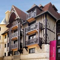 Mercure Deauville Centre, отель в Довиле