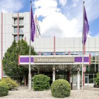 Mercure Stuttgart Sindelfingen an der Messe, отель в Зиндельфингене