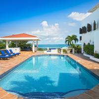 Joie de Vivre - 3 Bedroom Beachfront villa in Terres Basses - Free WiFi