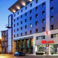 ibis Glasgow City Centre – Sauchiehall St, hotel in Glasgow