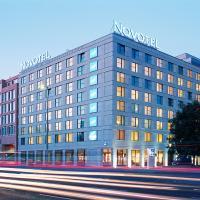 Novotel Berlin Mitte, hotell Berliinis