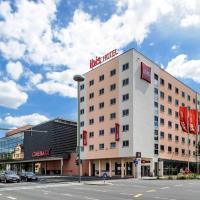 ibis Hotel Würzburg City, hotel in Würzburg