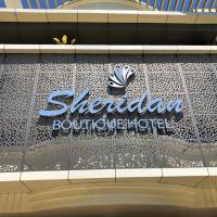 Sheridan Boutique Hotel, отель в Пуэрто-Принсеса