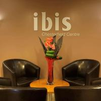 ibis Chesterfield Centre – Market Town, hotel in Chesterfield