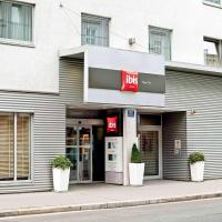 ibis Wien City, hotel in 05. Margareten, Vienna