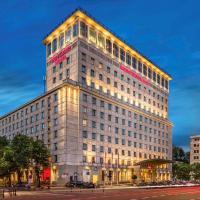 Mercure Warszawa Grand, מלון בורשה