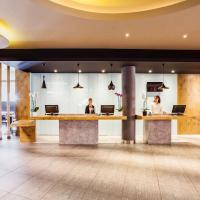 Ibis Madrid Aeropuerto Barajas, hotel in Madrid