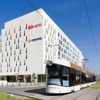 ibis Marseille Centre Euromed, hotel en Marsella