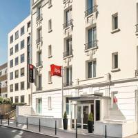 ibis Paris Boulogne Billancourt, hotel in Boulogne-Billancourt