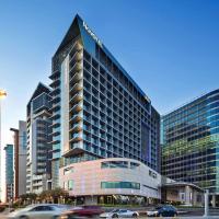 Novotel Abu Dhabi Al Bustan, отель в Абу-Даби