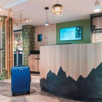 ibis Styles Annecy Centre Gare, hotel ad Annecy