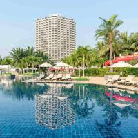 Novotel Hua Hin Cha-Am Beach Resort & Spa, отель в Ча-Аме