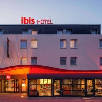 ibis Troyes Centre, hotel in Troyes