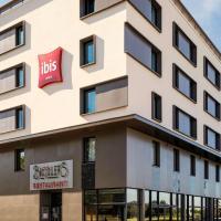 ibis Saint Quentin en Yvelines - Vélodrome, hotel in Montigny-le-Bretonneux