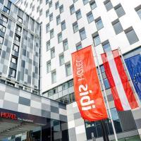 ibis Wien Hauptbahnhof, hotel in 10. Favoriten, Vienna