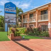 Cascade Motel In Townsville, hotel em Townsville