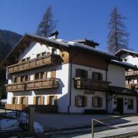 Residence Concordia, hotel in Falcade