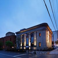 HakoBA 函館 by THE SHARE HOTELS、函館市のホテル