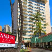 威基基瑞曼達酒店,檀香山的飯店