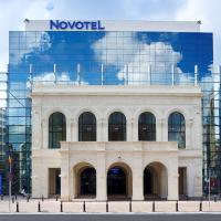 Novotel Bucharest City Centre, מלון בבוקרשט