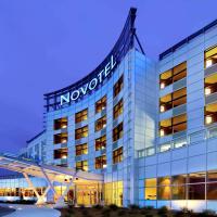 Novotel Montréal Aéroport, hôtel à Dorval près de: Aéroport international Pierre-Elliott-Trudeau de Montréal - YUL