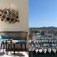 Mercure Thalasso & Spa Port Fréjus、フレジュスのホテル