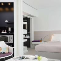 馬拉加中心諾富特套房酒店,馬拉加的飯店
