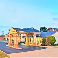 Quality Inn, hotel near Will Rogers World Airport - OKC, Oklahoma City