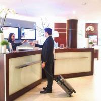Novotel SPA Rennes Centre Gare, hotel in Rennes